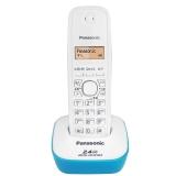 松下(Panasonic) KX-TG12CN-1 数字单无绳电话机 湖水蓝