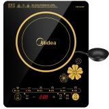 美的(Midea)电磁炉整板触控黑晶面板八档火力 C21-RT2140