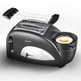 东菱(Donlim)面包机 多士炉 烤面包机 吐司机 早餐机可蒸蛋 XB-8002