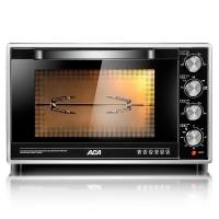 北美电器(ACA)电烤箱家用多功能烘焙 40L可独立控温 KD405