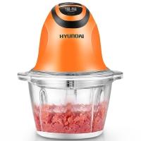 现代(HYUNDAI)绞肉机 多功能料理 搅拌碎肉 可制作婴儿辅食QC-JR001