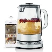 西摩(SMAL)小智玻璃电水壶 煮茶机?智能预约APP操控?WK-9820C