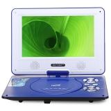 先科(SAST)FL118A 9英寸移动DVD播放机看戏机唱戏机便携电视(蓝)