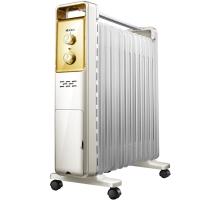艾美特(Airmate)取暖器/家用电暖器/电暖气 13片电热油汀 HU1317-W