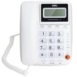 得力(deli) 781 来电显示办公家用电话机/固定电话/座机 可摇头可接分机