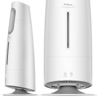 德尔玛(Deerma)加湿器 4L 落地式家用桌面两用 触控感温 办公室卧室客厅空气增湿静音 DEM-LD700