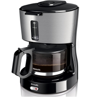 飞利浦(PHILIPS)咖啡机 时尚金属款 HD7450/00