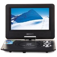 先科(SAST)FL118A 9英寸移动DVD播放机看戏机唱戏机便携电视(黑)