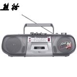 熊猫(PANDA)631 四波段便携录音机 大功率收录机 磁带机USB播放机 播放器插卡 教学机