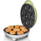 小熊(Bear)电饼铛双面加热蛋糕机家用全自动迷你卡通华夫饼机DGJ-C601