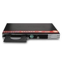 新科(Shinco)DVP-358 dvd播放机 便携式DVD影碟机高清EVD播放器(黑色)