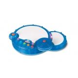 小泰克(little tikes)益智玩具 儿童音乐玩具 敲击乐架子鼓 626203M