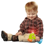 小泰克(little tikes)益智玩具 宝宝手摇铃 发现电子锤 627590M 6个月以上 美国品牌