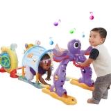 小泰克(Little Tikes)早教启智 学爬健身玩具 百变海洋成长乐园 6-36个月 638466 美国品牌