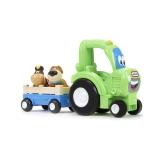小泰克(little tikes)早教益智玩具 轨道玩具 音乐运输小拖车 636189M