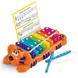 小泰克(little tikes)益智玩具敲击玩具 音乐早教启蒙 二合一丛林老虎琴 18个月以上 美国品牌