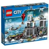 乐高 城市系列 6岁-12岁 监狱岛 60130 儿童 积木 玩具LEGO