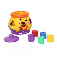 费雪 益智玩具 小可爱曲奇罐(双语)V8725