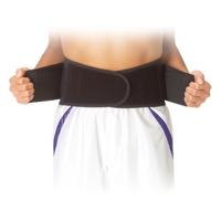 D&M健身护腰带男腰痛防护保暖暖胃腰带日本原装进口 9800M