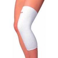 D&M远红外冬季长护膝保暖 老年人膝盖保暖加长护膝盖日本原装进口5830均码一只装
