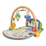 费雪 Fisher-Price 早教益智玩具 欢乐成长之脚踏钢琴健身器W2621