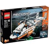 乐高 机械组 10岁-16岁 高负重直升机 42052 儿童 积木 玩具LEGO