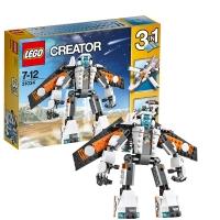乐高 创意百变系列 7岁-12岁 未来飞行器 31034 儿童 积木 玩具LEGO