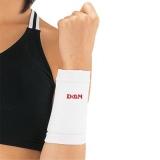 D&M 远红外护腕保暖男女士秋冬季护手腕防寒加长款日本原装进口 5200腕一只装(长度14cm)