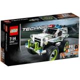 乐高 机械组 7岁-14岁 警用拦截车 42047 儿童 积木 玩具LEGO