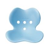 MTG 日本 Style Kids 矫正上课坐姿 防驼背 保护脊椎 儿童矫姿坐垫 S号 天蓝色 适用身高100cm-130cm