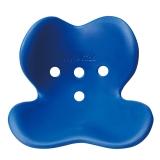 MTG 日本 Style Kids 矫正上课坐姿 防驼背 保护脊椎 儿童矫姿坐垫 L号 蓝色 适用身高125cm-155cm