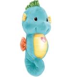 费雪(Fisher Price)益智玩具声光安抚海马DGH82-蓝色