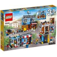 乐高 创意百变系列 8岁-12岁 街角三明治店 31050 儿童 积木 玩具LEGO