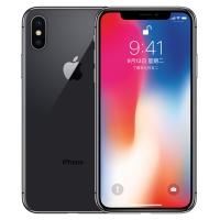 Apple iPhone X (A1865) 256GB 深空灰色 移动联通电信4G手机