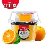 龟苓膏 ,215g香橙味味