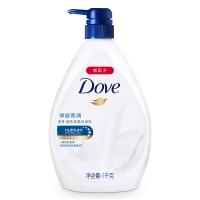 多芬(DOVE)滋养美肤沐浴乳 深层营润1000g(沐浴露)新老包装随机发货