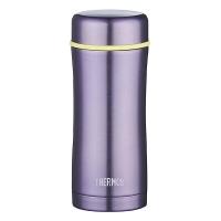 THERMOS膳魔师 400ml高真空不锈钢户外运动旅行保温保冷泡茶杯 TCCG-400 PL