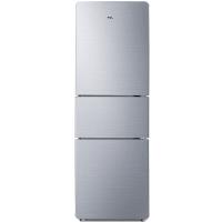 TCL BCD-205TF1 205升 三门冰箱 节能养鲜 软冷冻(星空银)