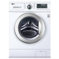 LG WD-T12410D 8公斤直驱DD变频滚筒洗衣机  智能手洗模式 高温洗涤 (白色)