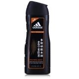 阿迪达斯(adidas)男士多效动能水润去屑洗发露 400ml(洗发水)