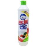 白猫 经典配方洗洁精(新盖)500g