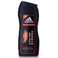 阿迪达斯(adidas)男士多效动能水润去屑洗发露 220ml(洗发水)