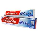 高露洁(Colgate) 健白防蛀 牙膏 200g (清爽薄荷) (新老包装随机发放)