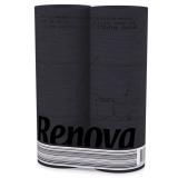 瑞诺瓦之爱( Renova) 檀香卷纸 实用装性感黑3层140节*6卷 葡萄牙进口