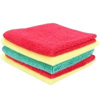 家杰 JJ-MB01 悬挂式抹布 百洁布 洗碗布 强力去油污 厨房清洁 5块特惠装