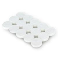 优家(UPLUS)无纺布压缩面膜纸15粒(新老包装随机发货)(面膜工具 一次性面膜纸)