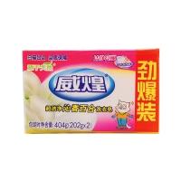 威煌超洁净沁香百合洗衣皂(202g*2)