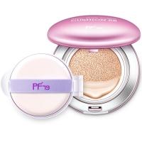PF79水凝气垫BB霜21#号自然色13g*2 粉色 正品(裸装、保湿、遮瑕)