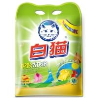 白猫护彩洗衣粉1700g