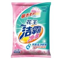 洁霸( ATTACK) 净柔无磷洗衣粉1800克(花王出品)